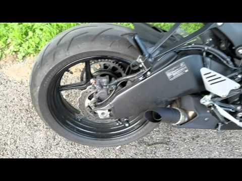 radiant cycles shorty gp exhaust