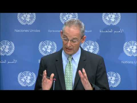 UN Defers to Netanyahu Speech, Talks Over Iran's Reply, Plays Age Card When Press Asks Why
