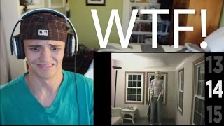 HALLOWEEN SPECIAL: Top 15 Scariest Youtube Videos Pt.1 REACTION