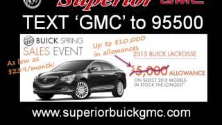 Superior Buick GMC Lacrosse Spring SALE