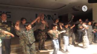 El Guerrero David - Oasis Kids (Coreografía)
