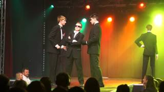 Bishop Luffa Fashion Show 2013 - Moss Bros HD 1080p