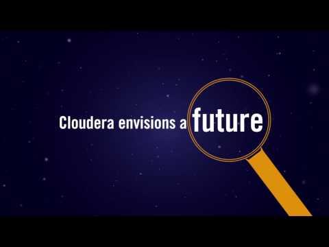 Cloudera's Formula: Big Data + Machine Learning = Business Transformation