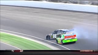 Danica Crash Compilation