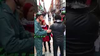 Campagne en Irlande #stopHP