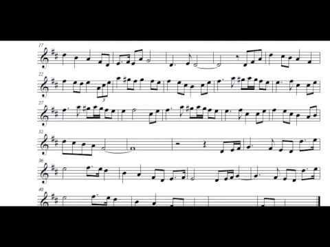 Braveheart theme violin sheet music