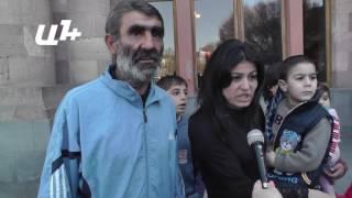 «Մենք Ղարաբաղի մերժվածներն ենք»  Արցախից եկած բազմանդամ ընտանիքն օգնություն է խնդրում