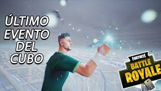 -last event of the cube | The cube is was and we also! | Fortnite