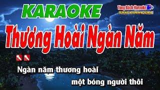 Thương Hoài Ngàn Năm - Karaoke Nhạc Sống Tùng Bách