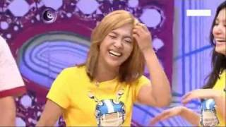 [Other] 100911 f(Luna) - Funny Moment with Leeteuk on SK E180