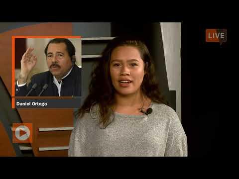 Julian Berger hosts entertainment segment on Carolina Ahora on 11/16/2018