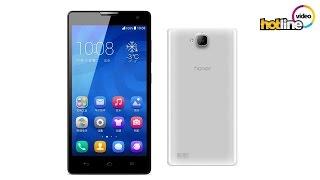 Обзор смартфона Huawei Honor 3C