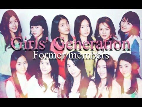 ☆ Members that were almost a part of SNSD (Stella Kim, Soyeon, Jang Hajin, Chanmi etc.)