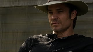 Justified- Best Of Raylan Givens- (Season 3)