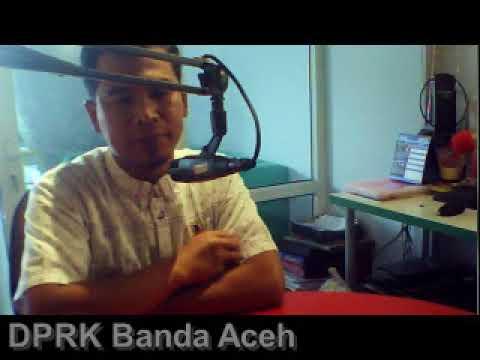Talkshow Suara Parlemen Radio Antero dan DPRK Banda Aceh