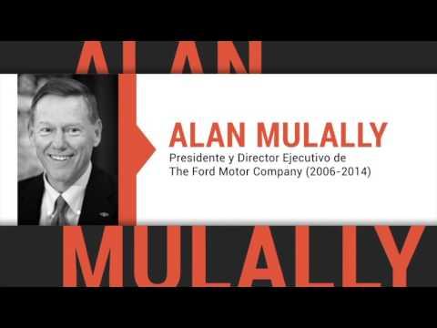 Alan Mulally en la Cumbre