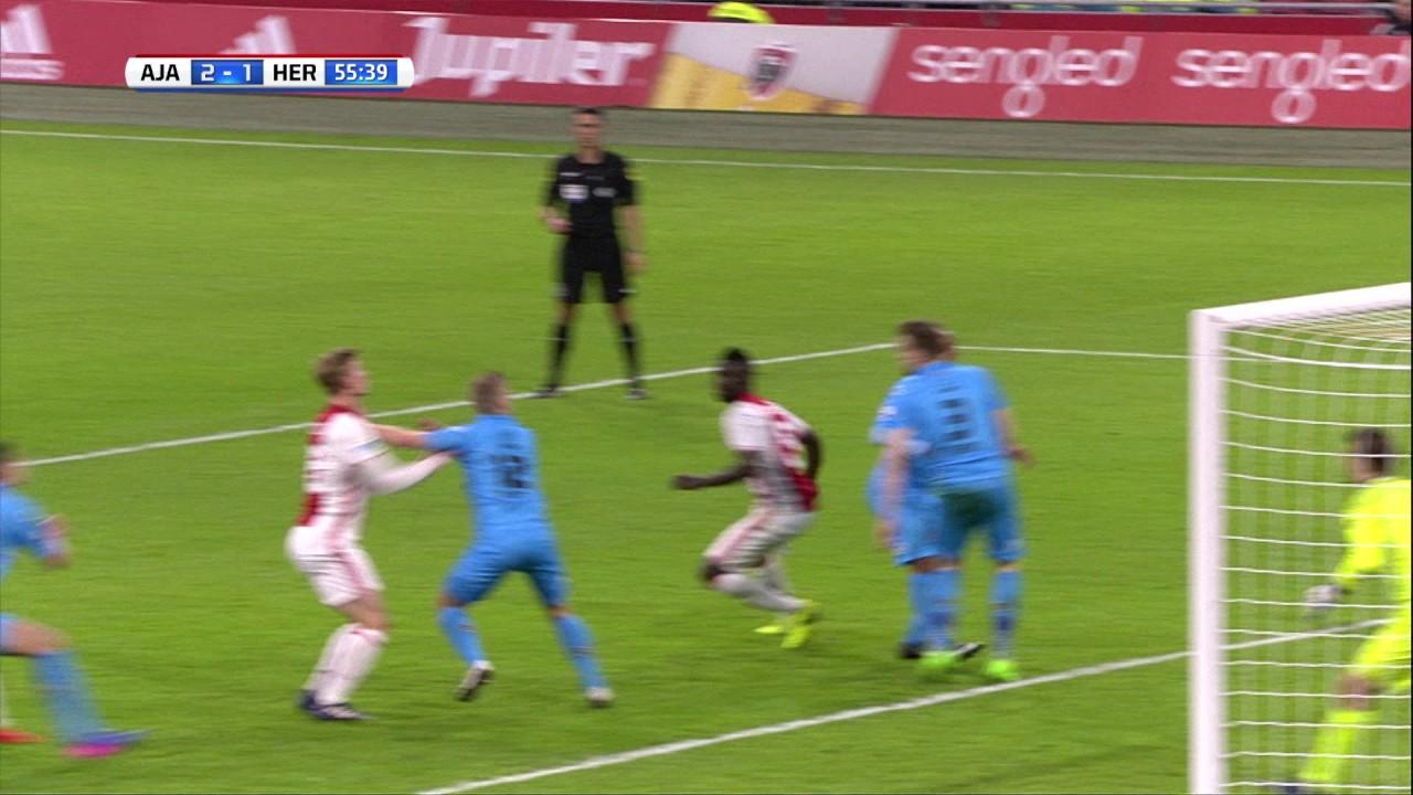 Ajax - Heracles Almelo 4-1 | 26-02-2017 | Samenvatting