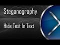 Secrets Hidden in Images (Steganography).