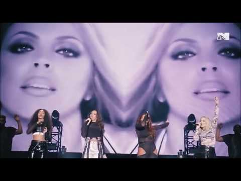 LITTLE MIX - BEST VOCALS AND MOMENTS AT POPSPRING TOKYO 2018 - Part 1