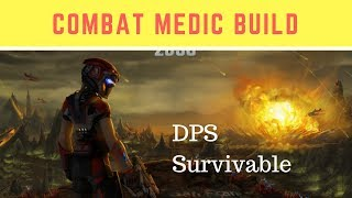 Defiance 2050 Guide: Survivable DPS Combat Medic Build