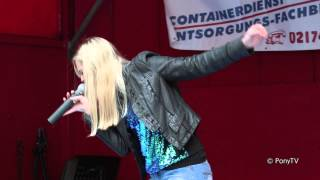 Fabienne Rothe - The Climb (Miley Cyrus Cover) - Live in Burscheid