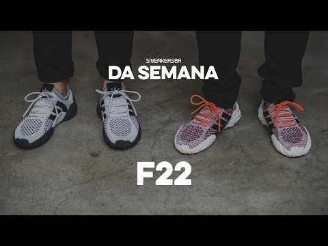 Sneakers da Semana - adidas F22