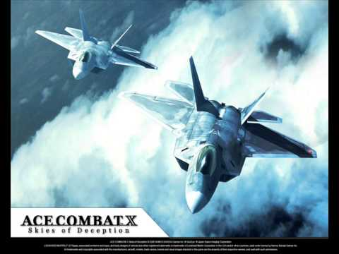Ace Combat X OST - End Of Deception I & II Extended