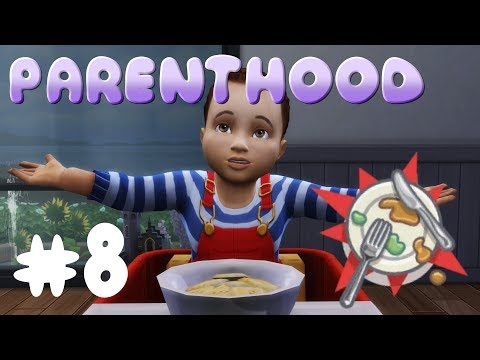 The Sims 4 Parenthood: NAUGHTY MARTY! #8 |