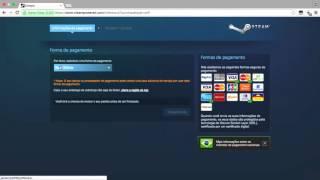 como corrigir erro do Steam na hora de fazer uma compra