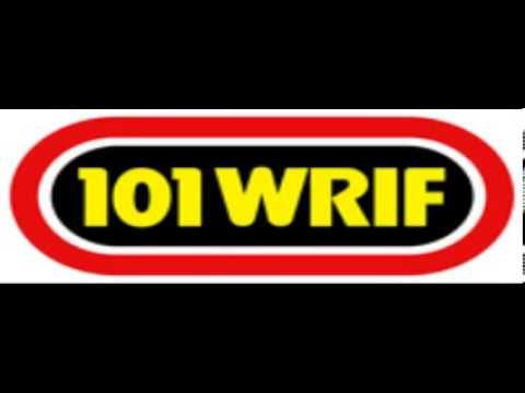 WRIF 101.1 Detroit, MI - 6 August 1998