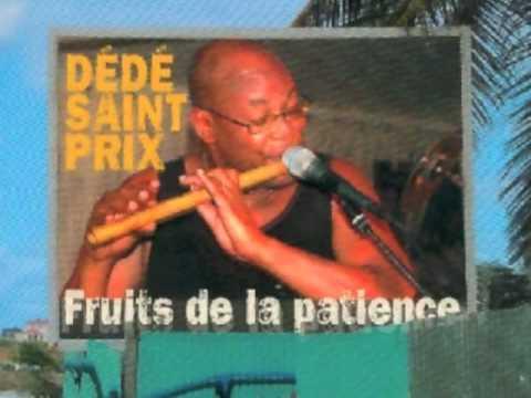 Dédé Saint Prix - Fuerza y Vigor - Connaissez vous vraiment la Caraïbe