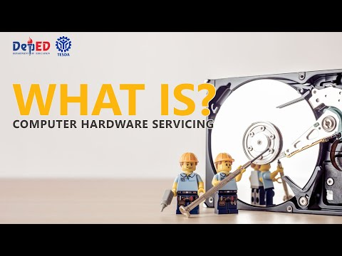 Computer Hardware Servicing  - What You Need To Know?