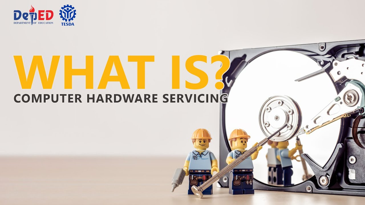 Computer hardware servicing what you need to know