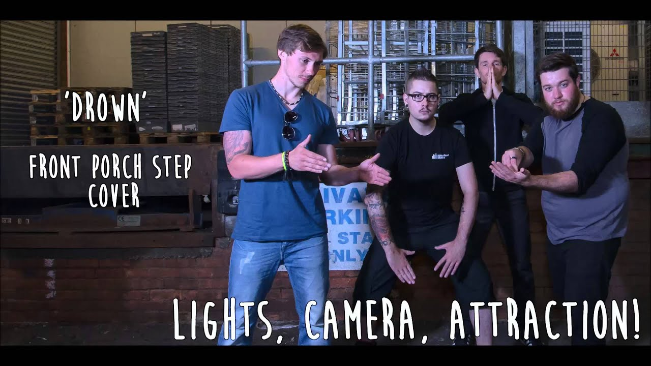 Drown front porch step cover by lights camera attraction free dl link