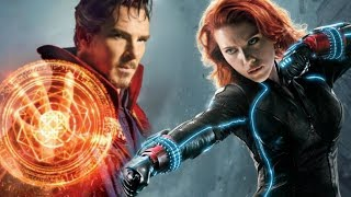 DR. STRANGE 2 and BLACK WIDOW Coming in 2020