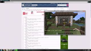 How to use Essentials Groupmanager 2.7.2 to change permissions and ranks ingame Minecraft 1.1 [HD]