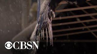 Arctic blast threatens millions of Americans