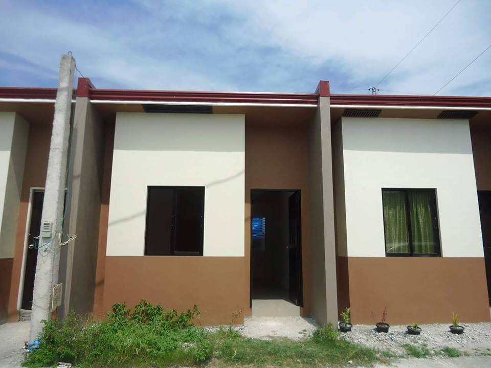Rowhouse For Sale Affordable Rent To Own House And Lot