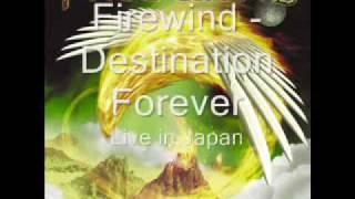 Firewind - Destination Forever (live)