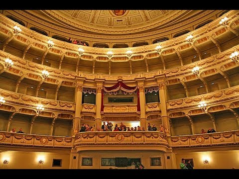 Places to see in ( Dresden - Germany ) Semper Opera House