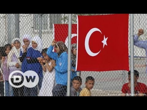 Tough refugee deal between EU and Turkey | DW Documentary