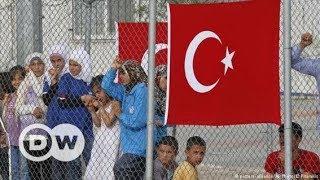 Tough refugee deal between EU and Turkey | DW Documentary