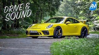 Porsche 991.2 GT3 (4.0) - DRIVE & SOUND!