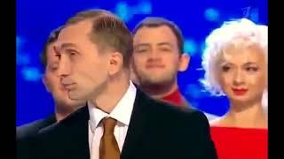 Двойник Путина порвал зал Камеди клаб 2017  до слез! Золотой номер  2 МИК