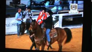 The American Rodeo ~ Amberley Snyder
