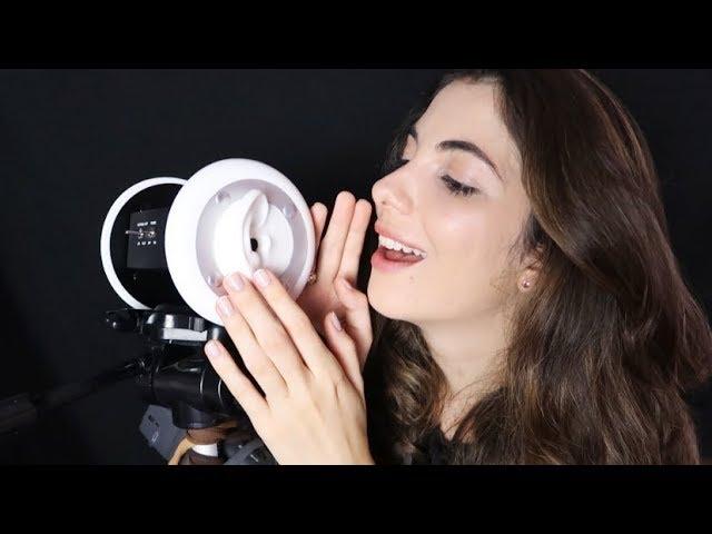 ASMR 3Dio: OM NOM NOM - Mouth sounds