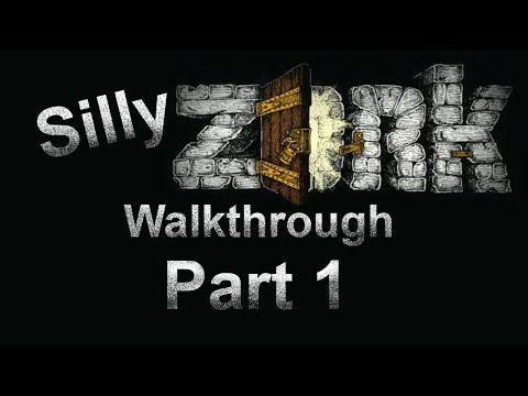Cheating Is The Only Way!!! | Zork Walkthrough (part 1)