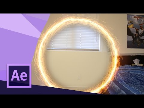 How to Make the Portal from Doctor Strange After Effects Tutorial | Fantastech Film