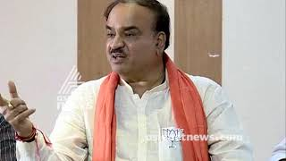 Union minister and BJP leader Ananth Kumar passes away