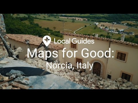 Local Hero: Mapping Italy's Recovering Towns After the Earthquake